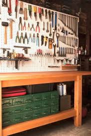 Garage Workshop Garage Workshop Plans And Toolsdiy Workbench Ideas Design