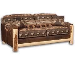 Rv Sofa Sleepers Rustic Sleeper Sofa Tourdecarroll