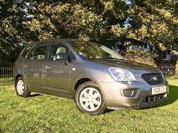 2009 kia carens 2 0 petrol manual only 57000 miles 3 months