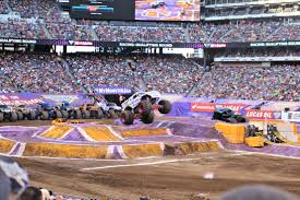 monster truck show 2016 monster jam path of destruction review