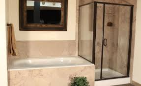 Image Of Walk In Bathtub Shower Combo Fancy Plush Design Showers - Bathroom tub and shower designs