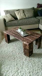 Diy Wooden Pallet Coffee Table by Diy Custom Pallet Table Ideas