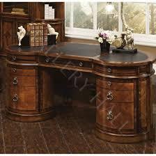 Kidney Shaped Writing Desk Best Kidney Shaped Office Desk Mahogany And More Desks Bgliving
