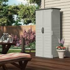 Outdoor Storage Cabinet Outdoor Storage Cabinet Shed Patio Garden Vertical Tall Backyard