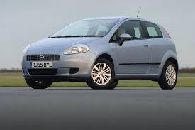 Fiat Grande Punto Hatchback Review 2006 2010 Parkers