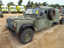 land rover wolf you are bidding on direct from the uk ministry of defence a