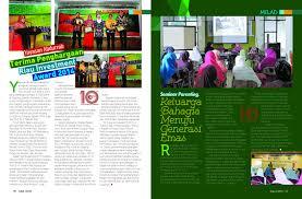 freelance layout majalah design magazine layout magazine tata letak majalah desain majalh