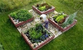 Garden Layouts For Vegetables Vegetable Garden Landscape Ideas Ghanadverts Club