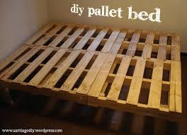 Pallet Platform Bed Make A Platform Bed Frame Pallet Platform Bed Platform Bed Frame
