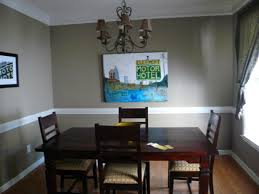 wonderful dining room paint ideas colors with chair rail large