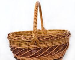 Filled Easter Baskets Wholesale Wicker Easter Basket