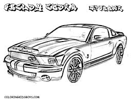 logo ford mustang shelby ford mustang cobra car coloring pages free printable coloring