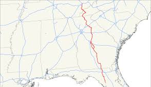 Clermont Florida Map by U S Route 129 Wikipedia