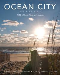 Ocean City Md Map Vacation Guide Ocean City Maryland