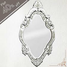 Mirrors For Powder Room Interior Venetian Mirror Decorative Mirrors For Bathrooms