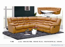real leather sectional sofa genuine thick leather sectional sofa l shaped home theatre sofa y