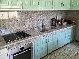cuisine granit cuisine et plans en granit cheminée en à rémy de