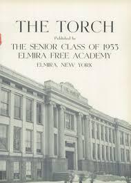 elmira free academy yearbooks explore 1953 elmira free academy yearbook elmira ny classmates