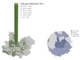 Manchester England Map by How Cities Differ Urban Demographics Centre For Cities