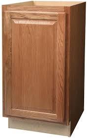 oak kitchen cabinet base hton bay hton assembled 18x34 5x24 in