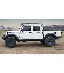 aev jeep 2 door jeep aev brute stealth rack lightbar setup gobi racks