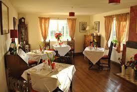 homedowns farmhouse b u0026b tewkesbury gloucestershire dining room