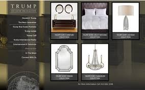 Trump Home Sears Kmart Dump Trump Home Items Citing Lagging Sales
