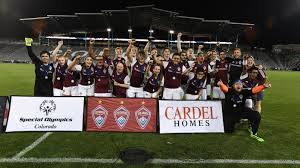 Colorado travel fan images Match report rapids special olympics unified team vs d c united jpg