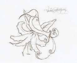 hummingbird tattoo sketch 2 by sweet tea 86 on deviantart