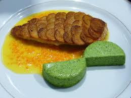 cuisine amour poisson rouget glaze s pommes d amour