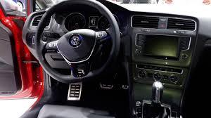 volkswagen wagon interior 2017 volkswagen golf alltrack interior walkaround 2016 new york