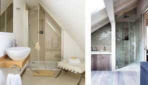 salle de bain dans chambre sous comble chambre salle de bain sous combles idées de design d intérieur