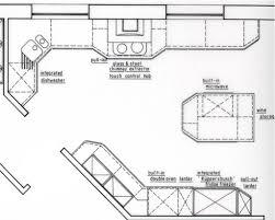 Most Efficient Floor Plans Case Study Mead U0027s Kitchen Vyne Interiors