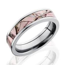 pink wedding rings pink camo wedding bands realtree camo wedding rings made in usa