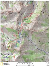 Hiking Maps Ruby Mountain Trails Ruby Crest Trail Beta Maps And Photos