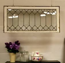 Vintage Transom Windows Inspiration Antique Leaded Glass Window Sold In The Shop Now Pinterest