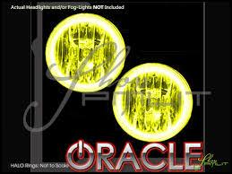 lexus is200 yellow oracle 98 05 lexus is200 is300 led halo rings fog lights bulbs