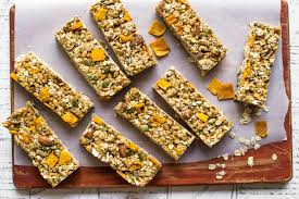 snack bar cuisine chili mango snack bars healthy nibbles bits