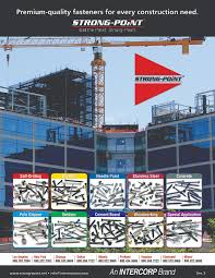 intercorp publishes new product and submittal catalogs