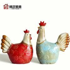 china metal chicken decoration china metal chicken decoration