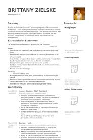 honors resume samples visualcv resume samples database