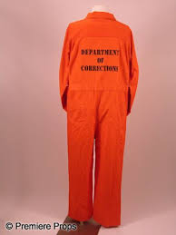 Prison Jumpsuit Prison Inmate Jumpsuit