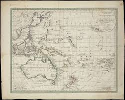 Sw Asia Map by 1824 Map Of Australia East Asia And The Southwest Pacific