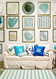 Contemporary Coastal Decorating Ideas Living Room Decor With White - Beach inspired living room decorating ideas