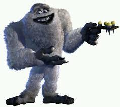 monsters yeti abominable snowman john