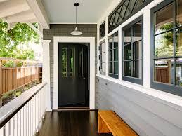 Porch Light Portland Porch Enclosure Houzz