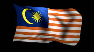 Maylasia Flag 3d Rendering Of The Flag Of Malaysia Waving In The Wind Hd Stock