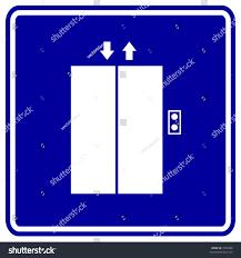 Elevator Symbol Floor Plan Elevator Symbol Stock Vector 1545280 Shutterstock