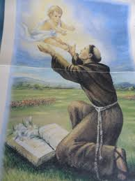 novena of thanksgiving prayer to recover lost or stolen items to saint anthony bless