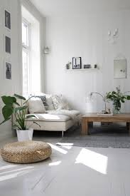 not good for my life but absolutely love all white rooms with just